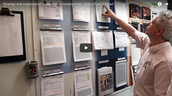 Statoil ledership development